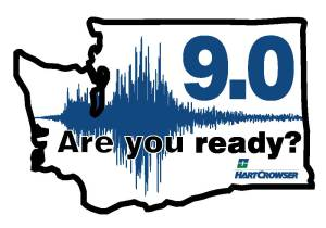 Washington 9.0 earthquake--Are you ready?